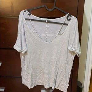 Charlotte Russe strip top..